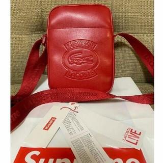 Supreme - 18SS Supreme x LACOSTE Shoulder Bag