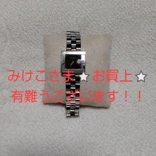 Gucci - 【⭐️値引交渉相談に応じます⭐️】Gucciレディース⭐️腕時計