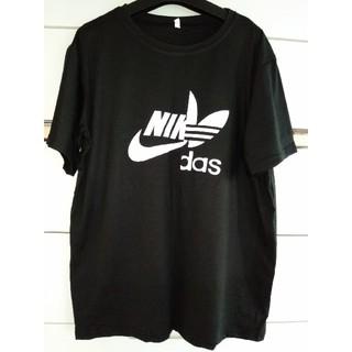 adidas - NIKE adidas ビッグTシャツ