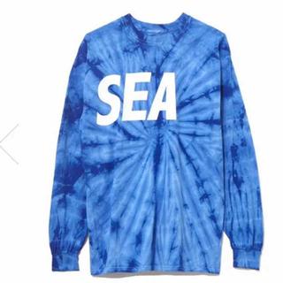 スマップ(SMAP)のWIND AND SEA LONG SLEEVE  キムタク 木村拓哉 着用(Tシャツ/カットソー(七分/長袖))