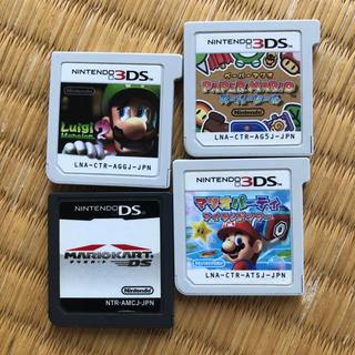 ニンテンドー3DS - DSソフト マリオ