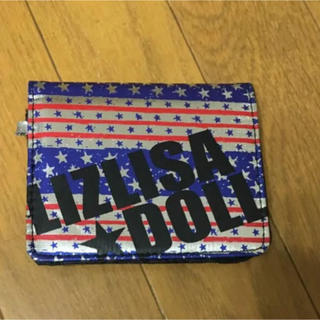 リズリサ(LIZ LISA)のLIZLISA 折財布(財布)
