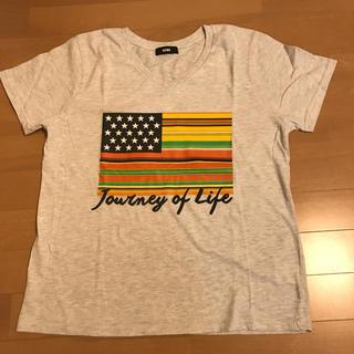 ロデオクラウンズワイドボウル(RODEO CROWNS WIDE BOWL)のTシャツ(Tシャツ(半袖/袖なし))