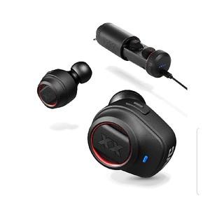 ケンウッド(KENWOOD)のJVC HA-XC70BT-R   XXシリーズ Bluetooth RED(ヘッドフォン/イヤフォン)