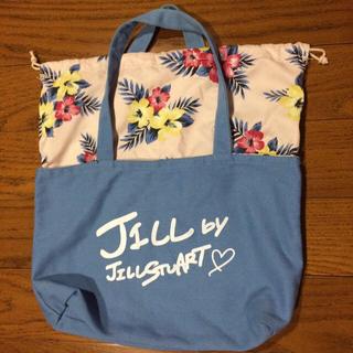 ジルバイジルスチュアート(JILL by JILLSTUART)のJillbyJillstuart かばん(エコバッグ)