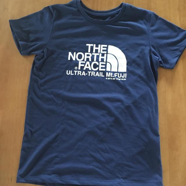 THE NORTH FACE(ザノースフェイス)の 24Hタイムセール!THE NORTH FACE 2019UTMF限定T レディースのトップス(Tシャツ(半袖/袖なし))の商品写真
