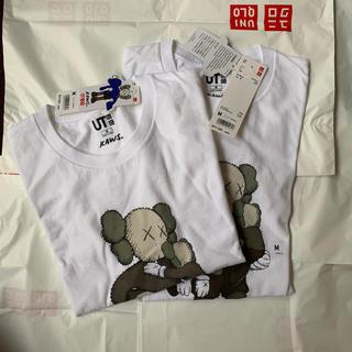 UNIQLO - UNIQLO KAWS Tシャツ M