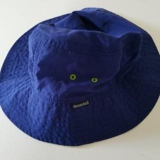 mont bell - モンベル Lサイズ 帽子 ハット 夏 日除け