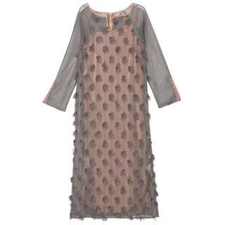 アメリヴィンテージ(Ameri VINTAGE)のameri vintage 4WAY MOTIF DIVERSITY DRESS(ロングドレス)