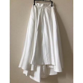 セパレートドレス スカートのみ