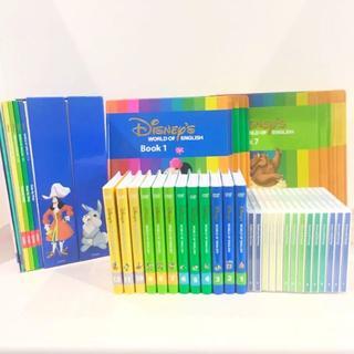 Disney - 【美品!】2016年購入!ディズニー英語システム メインプログラムセット