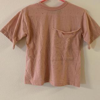マーキーズ(MARKEY'S)のMARKEY'Sマーキーズ ベビーキッズ半袖Tシャツ ピンク 95(Tシャツ/カットソー)