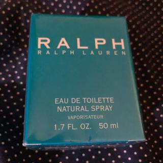 ポロラルフローレン(POLO RALPH LAUREN)の新品☆ RALPH オードトワレ(ユニセックス)