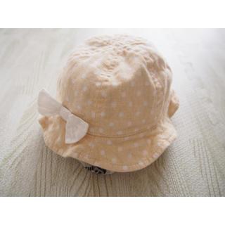 アカチャンホンポ(アカチャンホンポ)の帽子 46㎝(帽子)