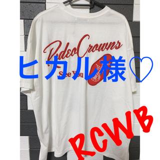ロデオクラウンズワイドボウル(RODEO CROWNS WIDE BOWL)のロデオクラウンズ ワイドボウル Tシャツ(Tシャツ(半袖/袖なし))