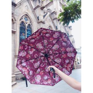 Gucci - Gucci 折りたたみ傘 晴雨兼用 自動開閉