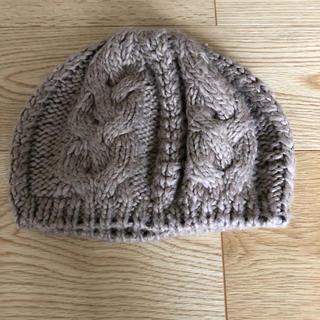 アングリッド(Ungrid)のungrid アングリッド ニットベレー帽 ニット帽(ニット帽/ビーニー)