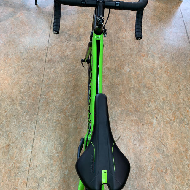Cannondale(キャノンデール)の2019 キャノンデール スーパー6エボ シマノアルテグラ 50サイズ カーボン スポーツ/アウトドアの自転車(自転車本体)の商品写真