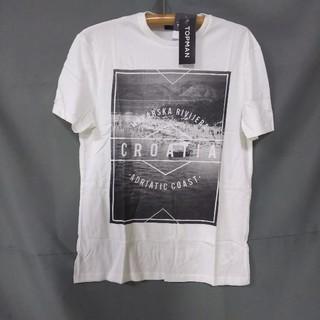トップマン(TOPMAN)のプリントTシャツ(Tシャツ/カットソー(半袖/袖なし))