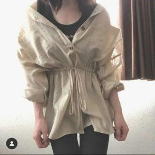 しまむら - ウエストドロストシャツ L