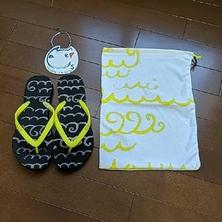TSUMORI CHISATO - ツモリチサト ビーチサンダル新品