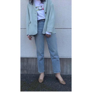 moussy MW Tapered Mou デニム 26