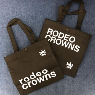 RODEO CROWNS - RODEO CROWNS/旧小ショッパー2枚セット/RCS