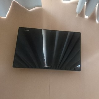 エクスペリア(Xperia)のXperia Tablet Z SO-03E  美品 動作良好 本体のみ(タブレット)