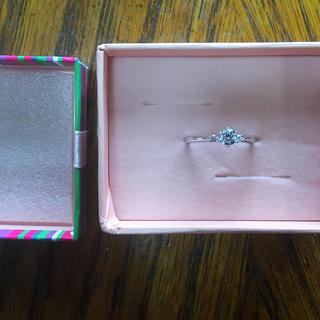 スワロフスキー(SWAROVSKI)のスワロフスキー 指輪 定価5800円! (リング(指輪))