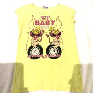 ヒステリックグラマー(HYSTERIC GLAMOUR)のキッズTシャツ ヒステリックグラマー(Tシャツ/カットソー)
