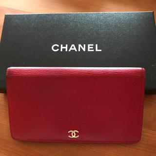 CHANEL - シャネル 長財布