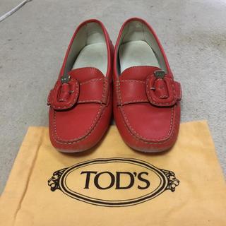 トッズ(TOD'S)のトッズ  ドライビングシューズ(ローファー/革靴)