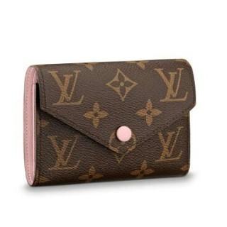 LOUIS VUITTON - Louis Vuitton☆ポルトフォイユ ヴィクトリーヌ