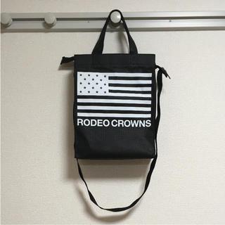 ロデオクラウンズワイドボウル(RODEO CROWNS WIDE BOWL)のRCWBショップ袋(ショップ袋)