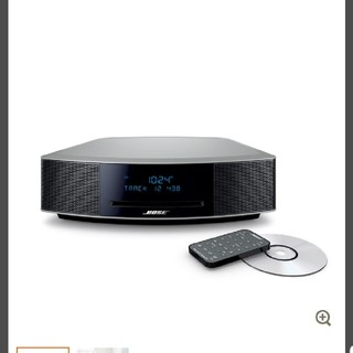 BOSE - 新品 Wave music system IV