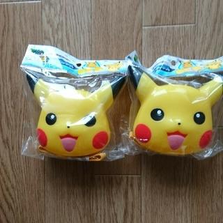 ポケモン - ピカチュウ ランチボックス 2つ セット