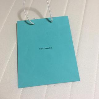 Tiffany & Co. - ショップ袋
