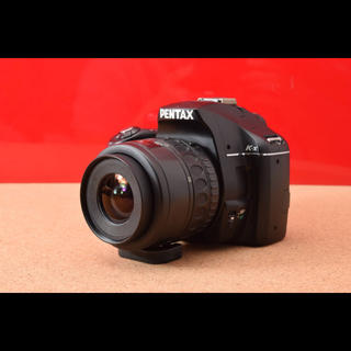 ペンタックス(PENTAX)のPENTAX ペンタックス K-xレンズキット!Wi-Fi機能付きSD 7-22(デジタル一眼)
