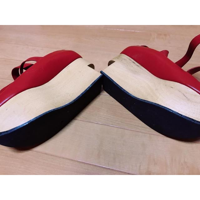 Vivienne Westwood(ヴィヴィアンウエストウッド)のVivienne westwood ロッキンホース  バレリーナ レディースの靴/シューズ(その他)の商品写真