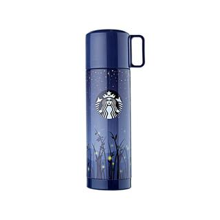 Starbucks Coffee - 韓国 スターバックス サマー ナイト サーモス 保温瓶  500ml