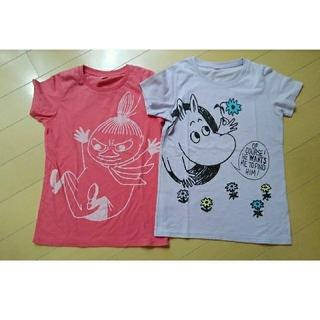 UNIQLO - 150☆Tシャツセット☆ムーミン☆ミィ