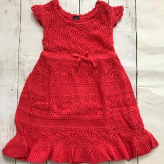 ベビーギャップ(babyGAP)のサマードレス かぎ針編みワンピース(ワンピース)