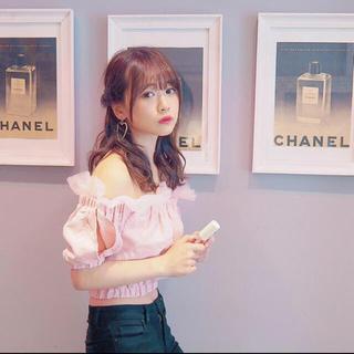 Honey mi Honey - 【新品】HoneymiHoney♡オフショルトップス