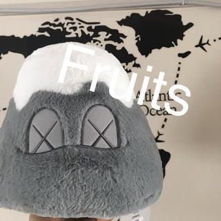 ディオール(Dior)のレアkaws holiday Mount Fuji plush grey (ぬいぐるみ)