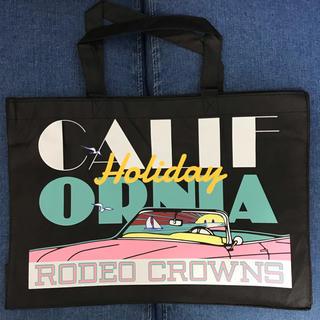 ロデオクラウンズワイドボウル(RODEO CROWNS WIDE BOWL)のRODEO CROWNS/限定ショッパー/RCWB(ショップ袋)