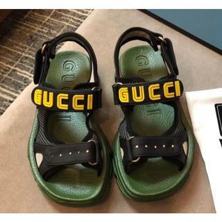 Gucci - GUCCI グッチ  靴/シューズ サンダル パンプス  サイズ37