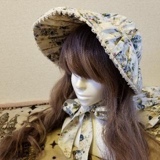 ヴィクトリアンメイデン(Victorian maiden)のVictorian Maiden ボンネット(ハット)