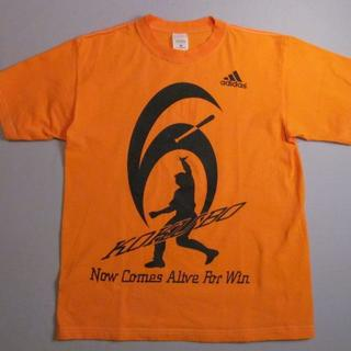 ヨミウリジャイアンツ(読売ジャイアンツ)のジャイアンツ GIANTS オレンジTシャツ 小久保選手(ウェア)