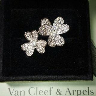 Van Cleef & Arpels - Van Cleef&Arpels ダイヤモンドリング
