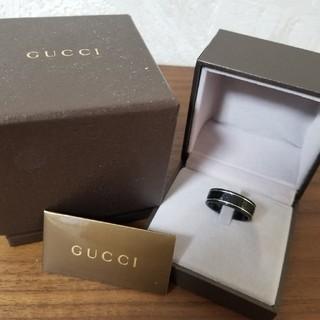 グッチ(Gucci)のGUCCIの指輪(リング(指輪))